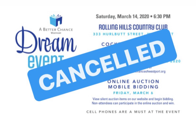 Dream Event November 13, 2020 – CANCELLED